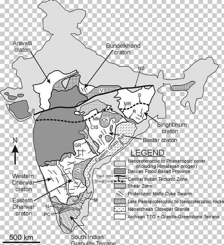 Shear Zone Geology Shield Tectonics Stratigraphy PNG