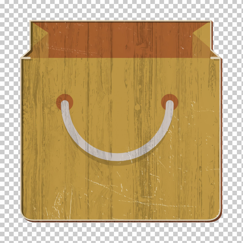 Shopping Bag Icon Bag Icon Basic Flat Icons Icon PNG, Clipart, Bag Icon, Basic Flat Icons Icon, Rectangle, Shopping Bag Icon, Smile Free PNG Download
