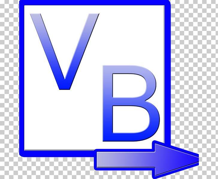 Visual Basic .NET Microsoft Visual Studio Computer Programming PNG, Clipart, Angle, Area, Bas, Blue, Computer Program Free PNG Download