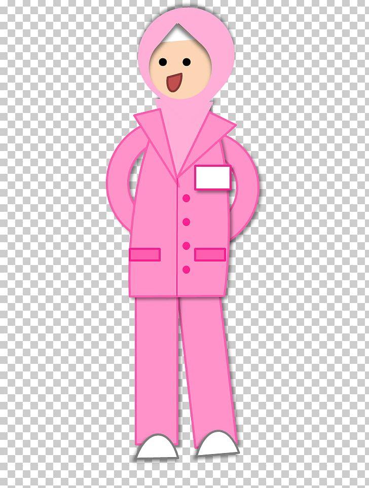 Nursing Care Student Nurse Muslim Cartoon Png Clipart Animated Film Anime Art Cartoon Child Free Png