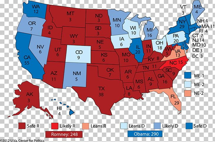 Us Presidential Election 2016 United States Popular Vote Electoral - Us-map-popular-vote-2016