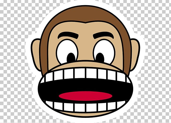 Monkey T-shirt Emoji Anger Smile PNG, Clipart, Anger, Angry