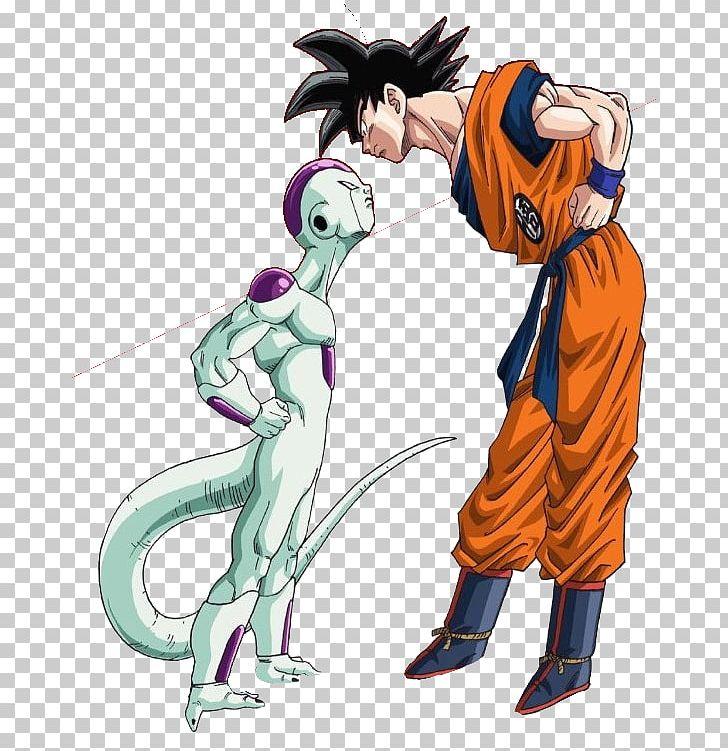 Goku Dragon Ball Z: Shin Budokai Majin Buu Frieza PNG