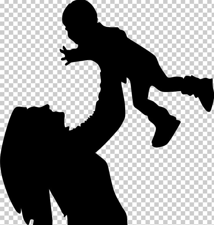 Mother Child Silhouette Son PNG, Clipart, Arm, Black, Black And White, Child, Finger Free PNG Download