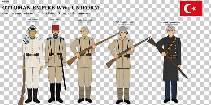 Ottoman Empire First World War Military Uniform Europe PNG, Clipart, Army, Clothing, Costume, Empire, Europe Free PNG Download