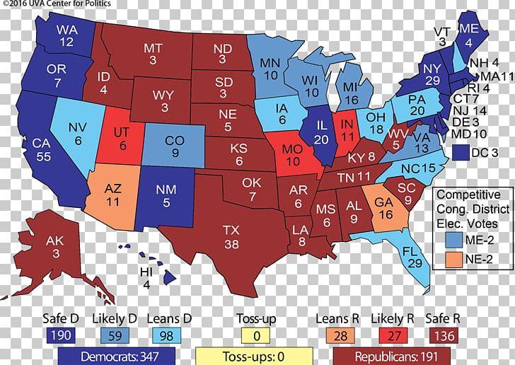 US Presidential Election 2016 University Of Virginia Center