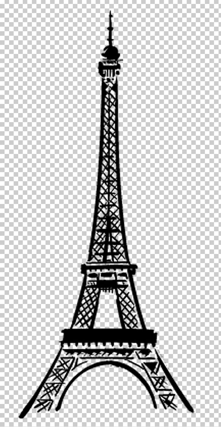 Eiffel Tower Champ De Mars Drawing PNG, Clipart, Black, Black And White, Champ De Mars, Drawing, Eiffel Tower Free PNG Download