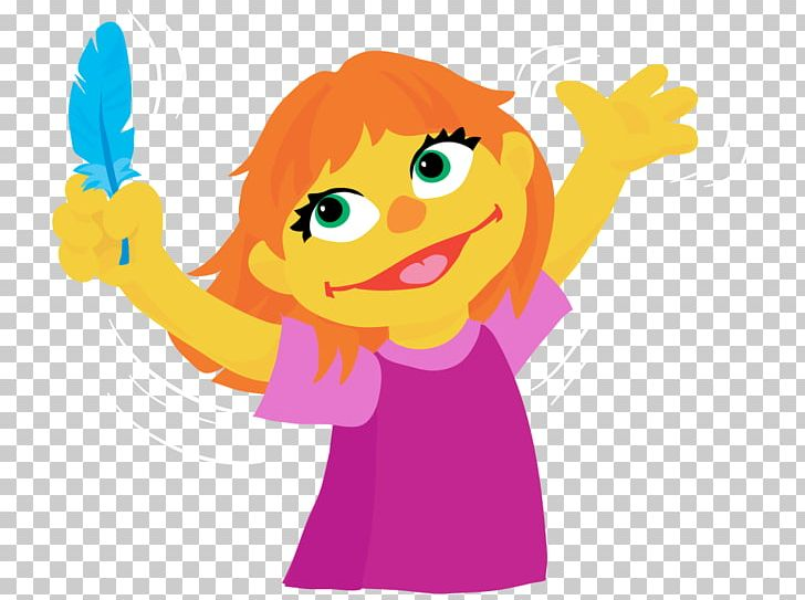 Julia Elmo Abby Cadabby Sesame Workshop Sesame Street