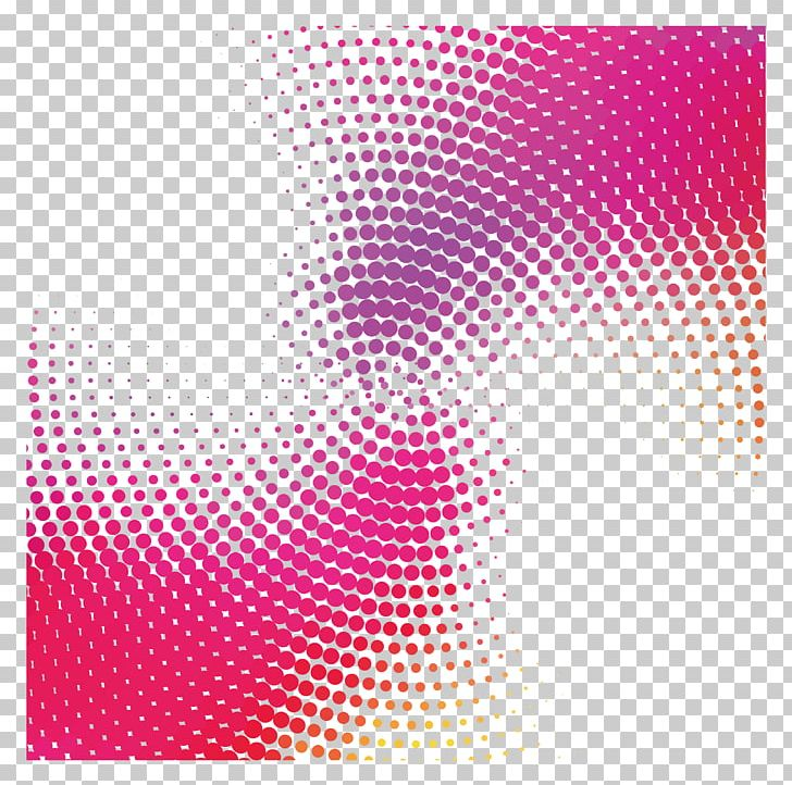 Halftone Polka Dot Adobe Illustrator PNG, Clipart