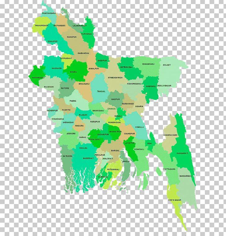Districts Of Bangladesh Munshiganj District World Map ...