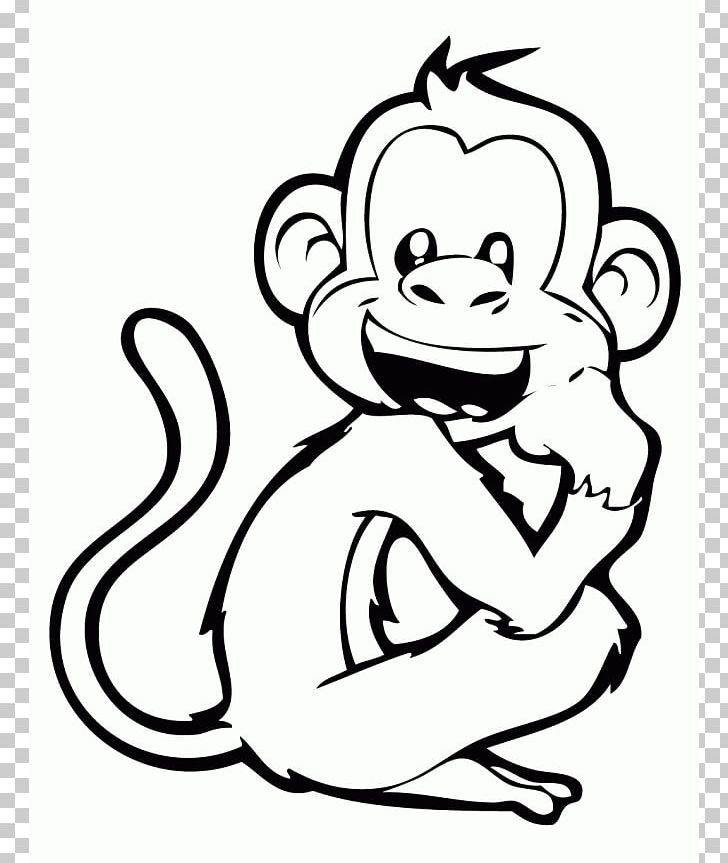 Monkey Coloring Book Child PNG, Clipart, Adult, Animal, Art ...