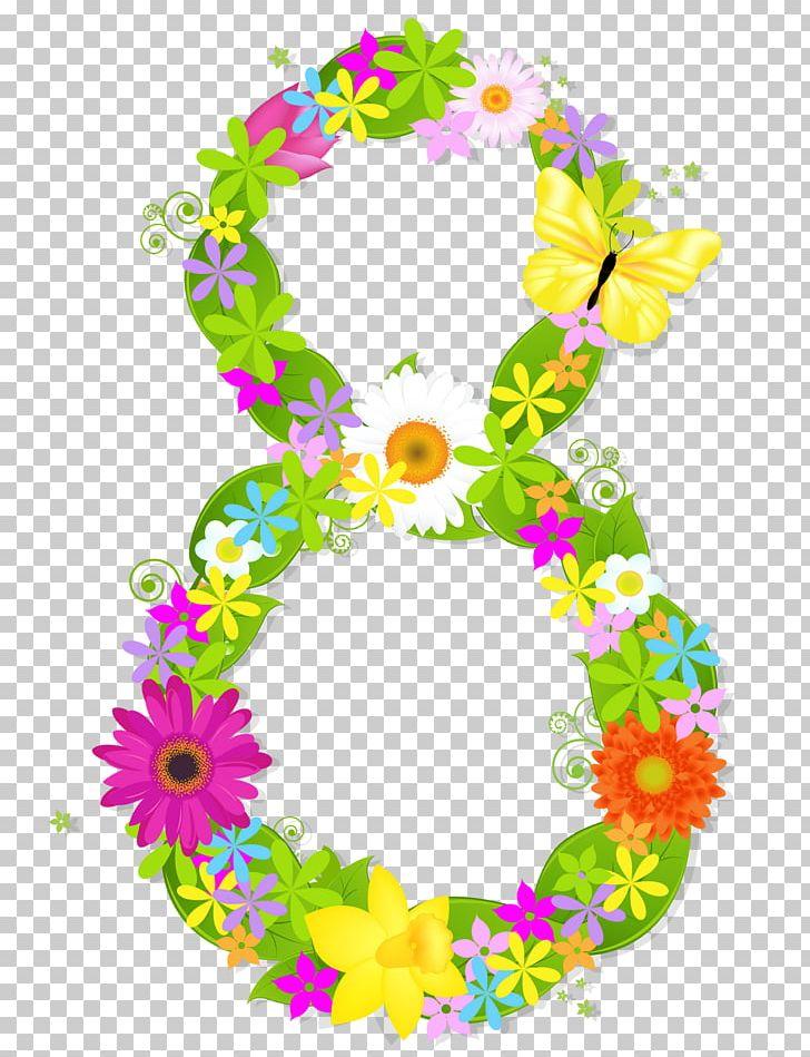 International Women's Day March 8 Desktop PNG, Clipart, Ansichtkaart, Circle, Desktop Wallpaper, Floral Design, Flower Free PNG Download