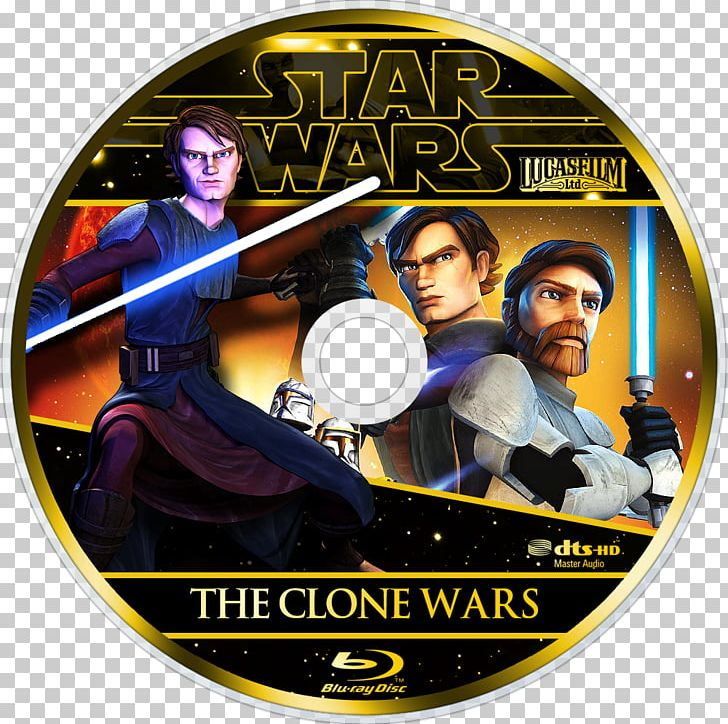 Star Wars: The Clone Wars Blu-ray Disc Harmy's Despecialized Edition