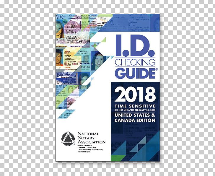 I D Checking Guide Idaho Driver's License Notary PNG