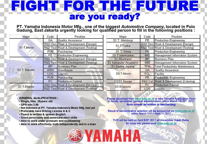 PT  Yamaha Indonesia Motor Manufacturing Organization Joint