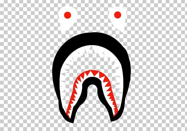 A Bathing Ape T-shirt Logo Brand PNG, Clipart, A Bathing Ape, Ape, Area, Bape, Bape Shark Free PNG Download