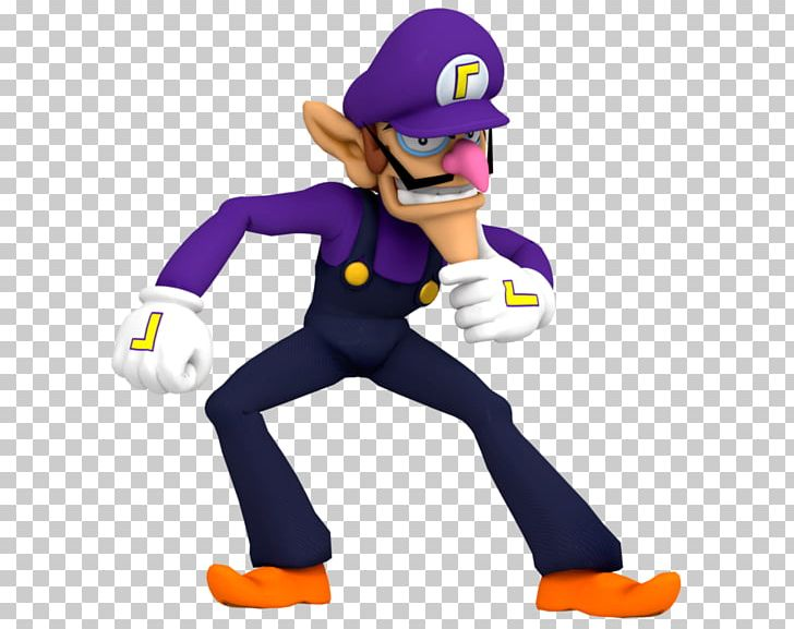 Waluigi high resolution. Super mario odyssey wario