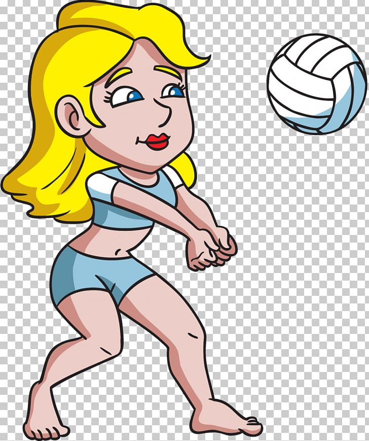 Beach Volleyball Woman ASICS PNG, Clipart, Arm, Artwork, Ball, Ballon, Beach Ball Free PNG Download