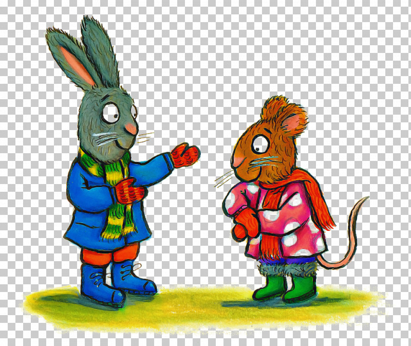 Cartoon Animation Rabbits And Hares Rabbit Hare PNG, Clipart, Animation, Cartoon, Gesture, Hare, Rabbit Free PNG Download