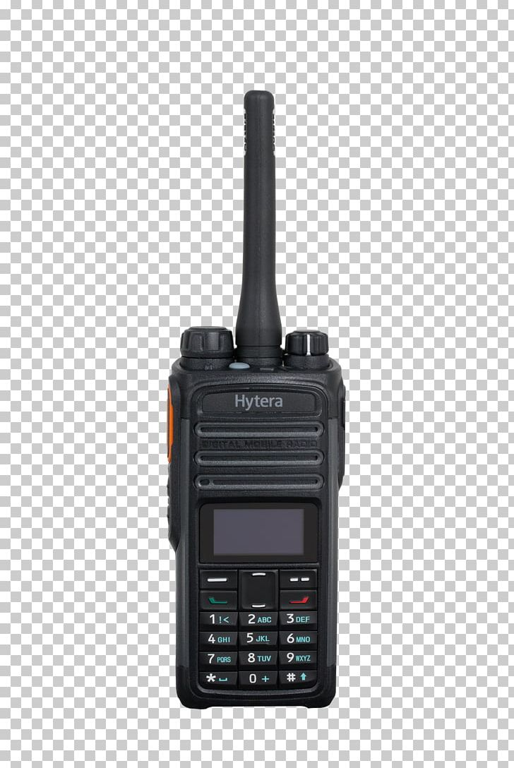 Digital Mobile Radio Two-way Radio Hytera Walkie-talkie PNG, Clipart, Communication Device, Digital, Digital Mobile Radio, Digital Radio, Dmr Free PNG Download