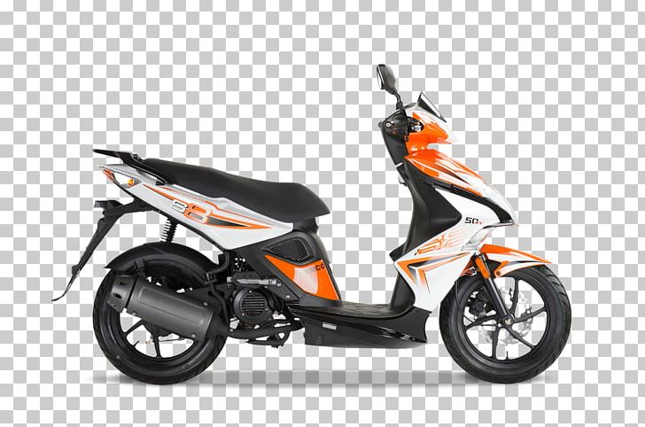 Scooter Motorcycle Kymco All-terrain Vehicle Two-stroke