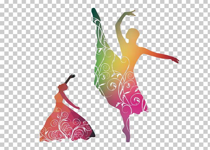 Dance Silhouette Ballet Png Clipart Art Ballet Dancer Cartoon Childrens Dance Computer Wallpaper Free Png Download