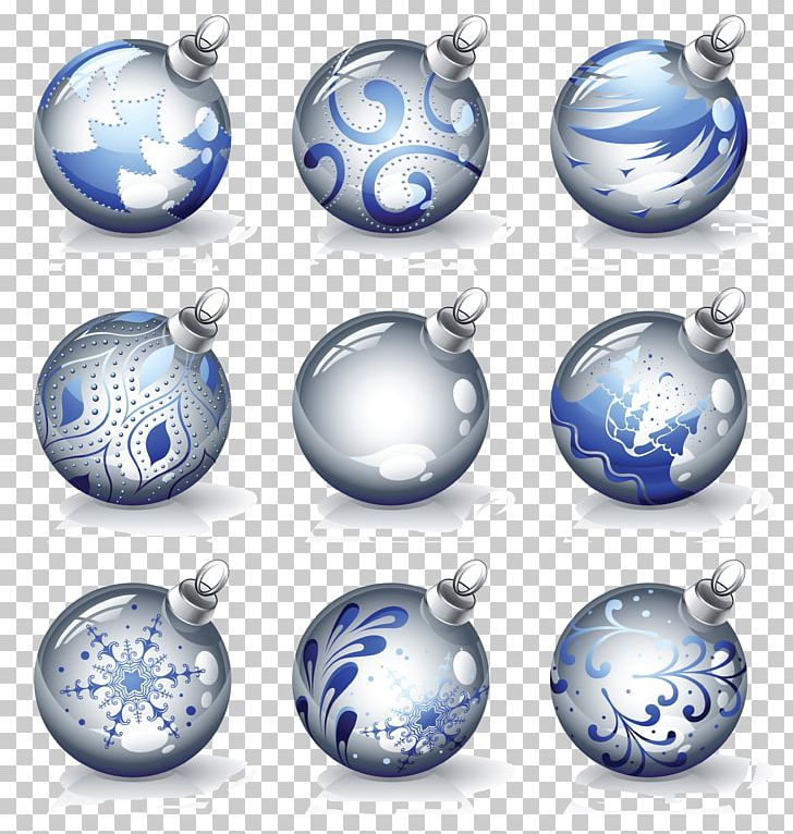 Crystal Ball Christmas Ornament PNG, Clipart, Blue And White Porcelain, Bulbs, Bulb Vector, Christmas Decoration, Crystal Free PNG Download