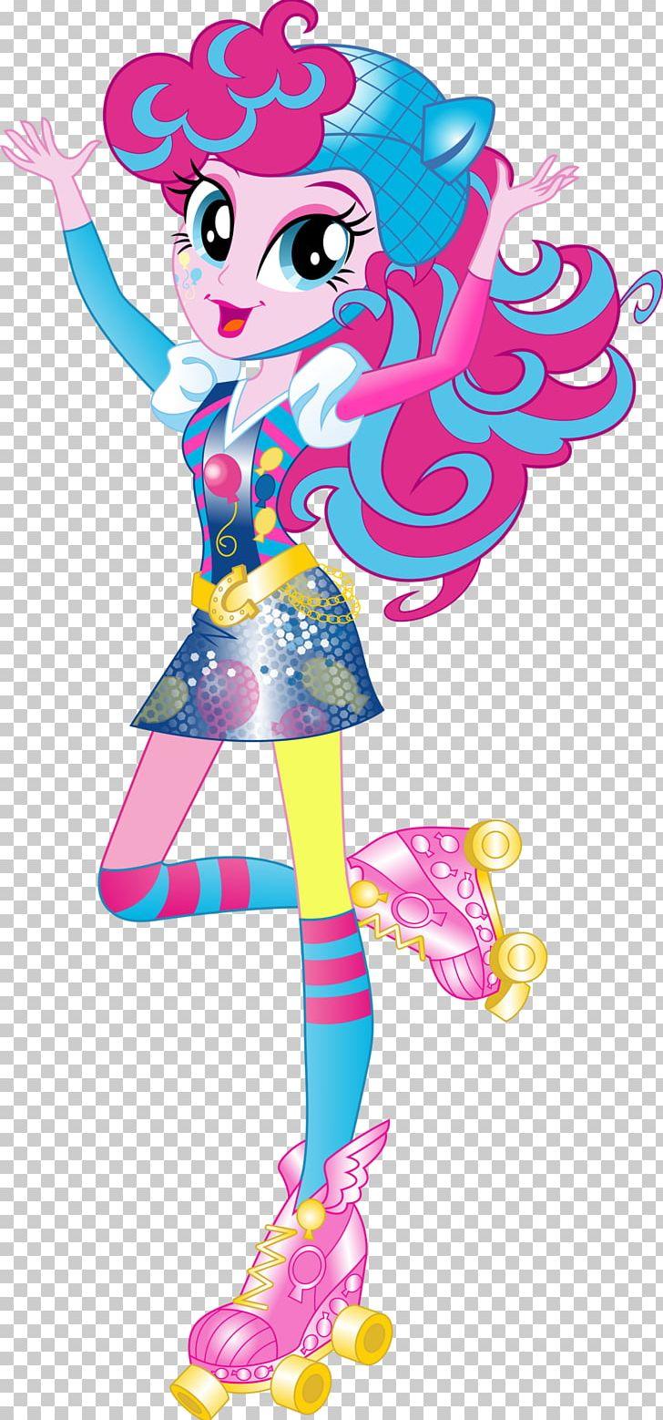 Pinkie Pie Rarity My Little Pony Equestria Girls