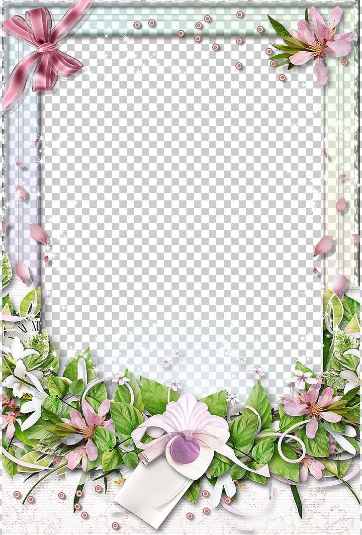 Design Flower Flower Frame Border Background Images Ardusat Org