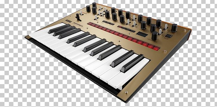 Korg Monologue Korg MS-20 Analog Synthesizer Sound