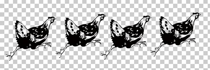 Silkie Chicken Coop Poultry Farming Illustration Png