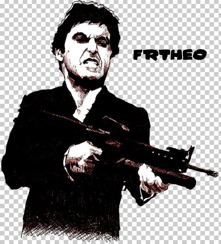 T-Shirt Scarface Film al Pacino