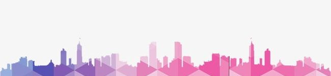 Geometric City Building Silhouettes PNG, Clipart, Background, Building, Building Clipart, City, City Building Free PNG Download