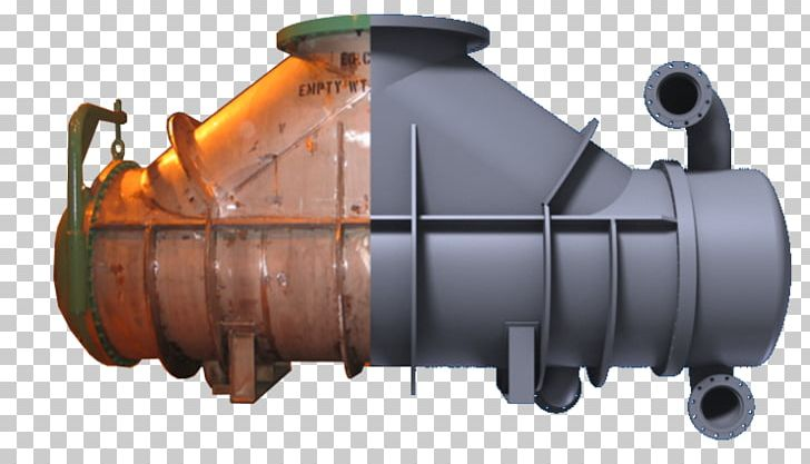 Shell And Tube Heat Exchanger Pressure Vessel EN 13445 Manufacturing
