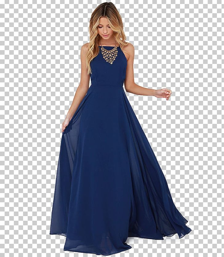 Dress Navy Blue Neckline Bodice Evening Gown PNG, Clipart, Backless Dress, Blue, Bodice, Bridal Party Dress, Clothing Free PNG Download