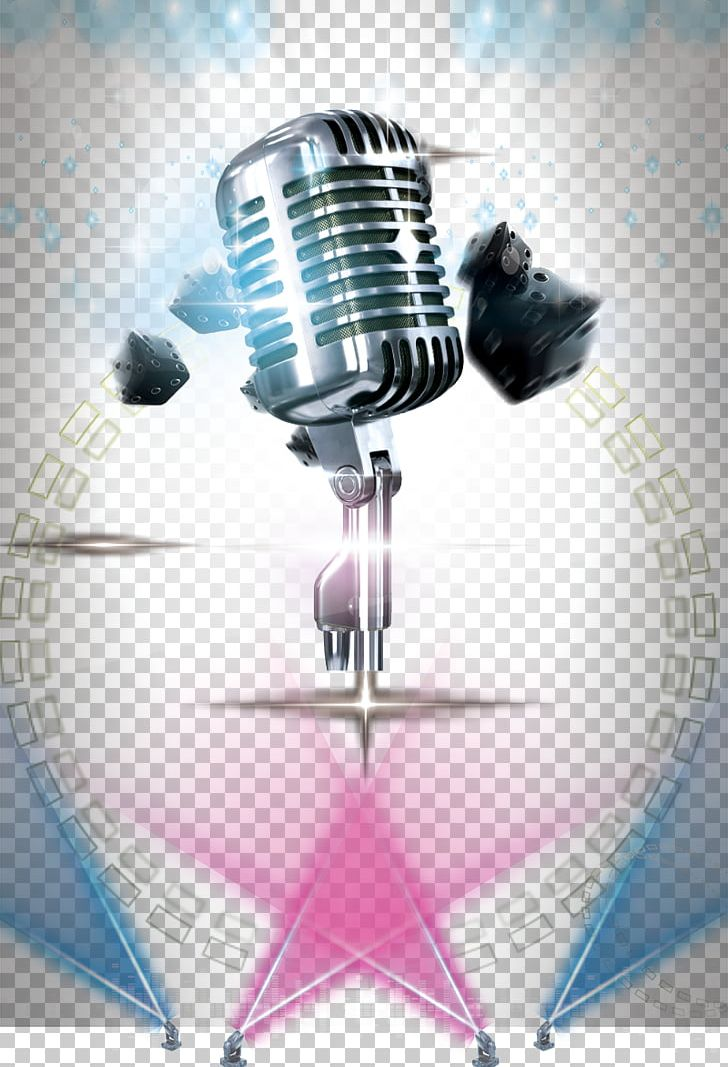 Microphone Poster Stage PNG, Clipart, Audio, Audio Equipment, Christmas Lights, Computer Icons, Contest Free PNG Download