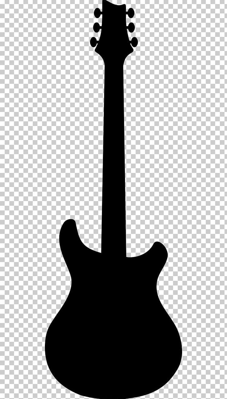 Electric Guitar Bass Guitar Musical Instruments PRS Guitars PNG, Clipart, Acousticelectric Guitar, Acoustic Electric Guitar, Bass Guitar, Black And White, C F Martin Company Free PNG Download