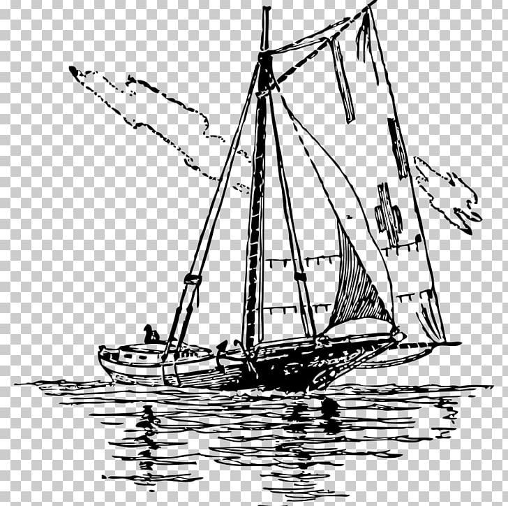 Ship Boat Clipper PNG, Clipart, Brig, Caravel, Carrack, Dromon, Monochrome Free PNG Download