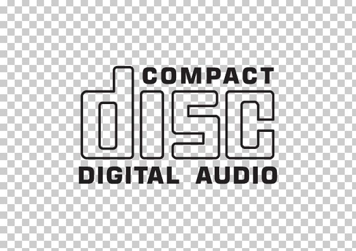Digital Audio Compact Disc Logo Encapsulated PostScript PNG, Clipart, Angle, Area, Black, Black And White, Brand Free PNG Download