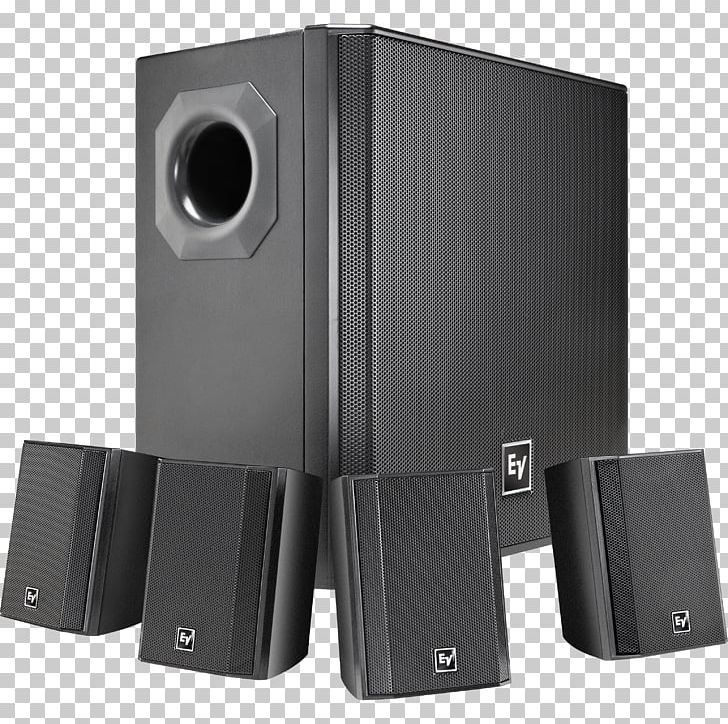 Electro-Voice EVID 40S 200w Surface Mount Subwoofer EVID-40S