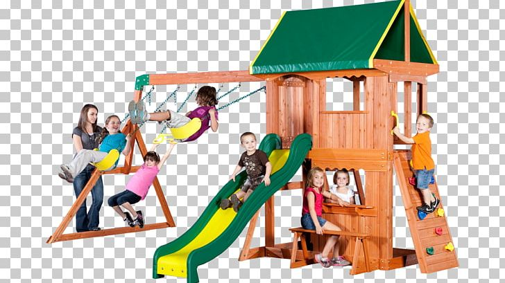 Playground Backyard Discovery Somerset Outdoor Playset