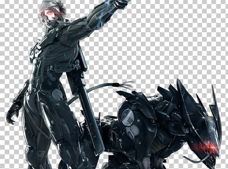 Metal Gear Rising Revengeance Metal Gear Solid Zone Of The