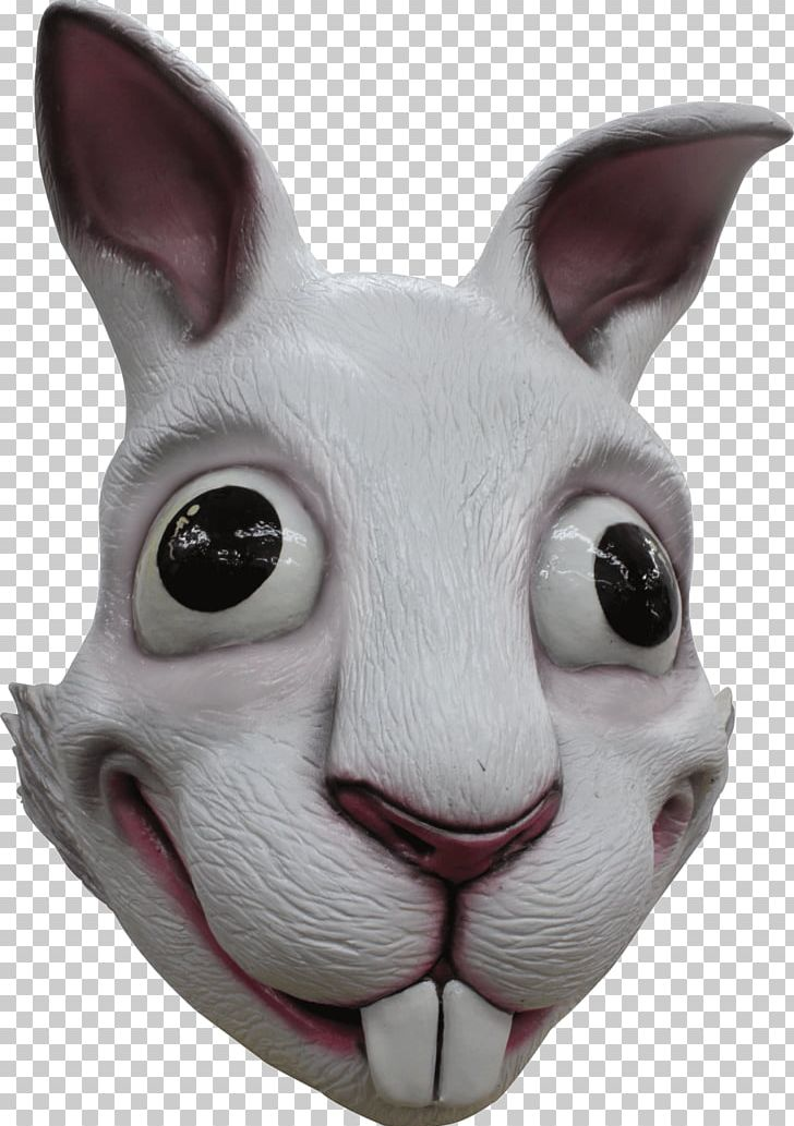 Funny Rabbit Mask PNG, Clipart, Clothes, Masks Free PNG Download