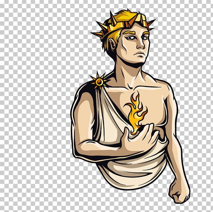 Greek Mythology Heracles Illustration Png Clipart Business