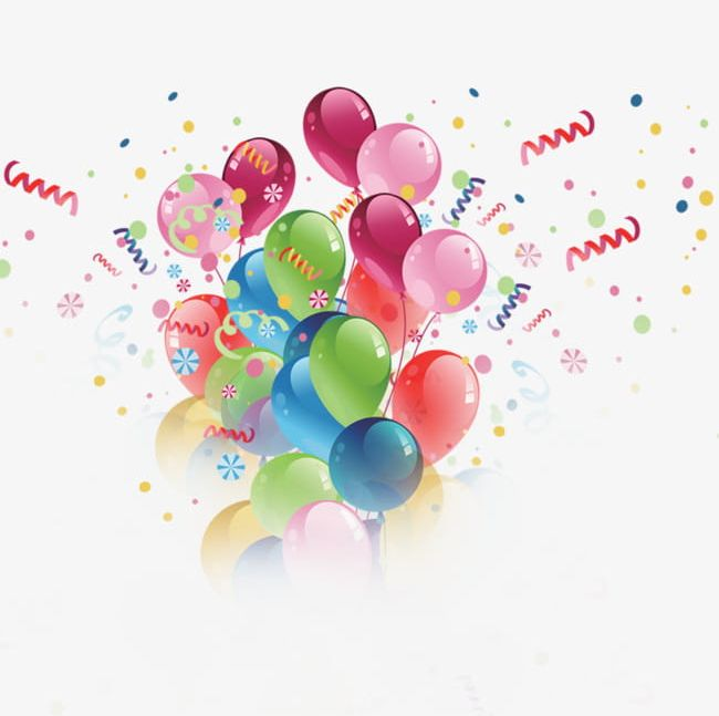 Birthday Balloons PNG, Clipart, Balloon, Balloons Clipart, Balloons Clipart, Birthday, Birthday Clipart Free PNG Download