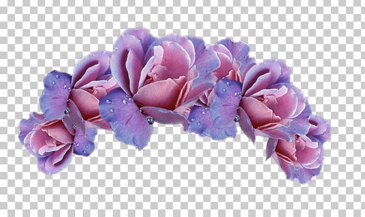 Cut Flowers Purple Wreath Crown PNG, Clipart, Artificial Flower, Crown, Cut Flowers, Flower, Flower Bouquet Free PNG Download