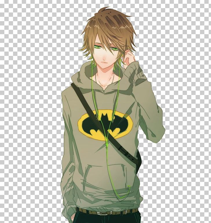Anime Hoodie Drawing Character PNG, Clipart, Anime, Anime ...