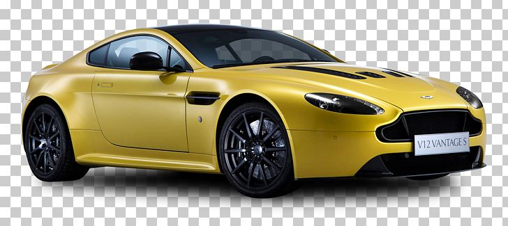 2017 Aston Martin V12 Vantage Sports Car Aston Martin