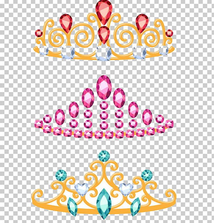 Crown Cartoon Diadem Tiara PNG, Clipart, Area, Cartoon, Circle, Clip Art, Costume Jewelry Free PNG Download
