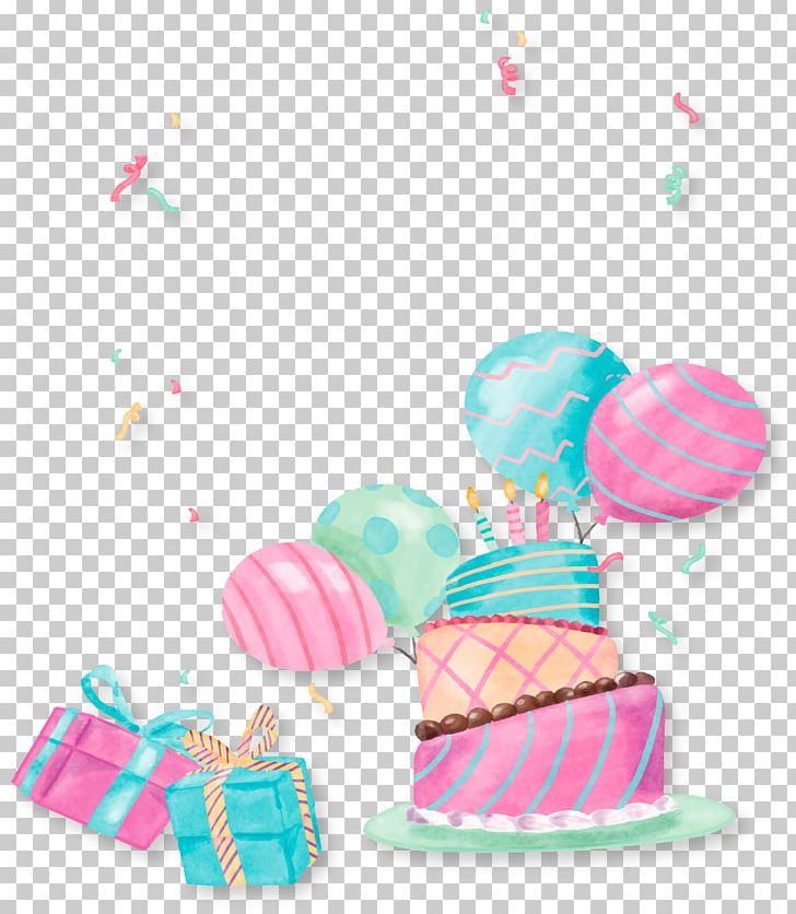 Birthday Party Cake Gift PNG, Clipart, Balloon, Birthday, Birthday Cake, Cake, Cake Decorating Free PNG Download